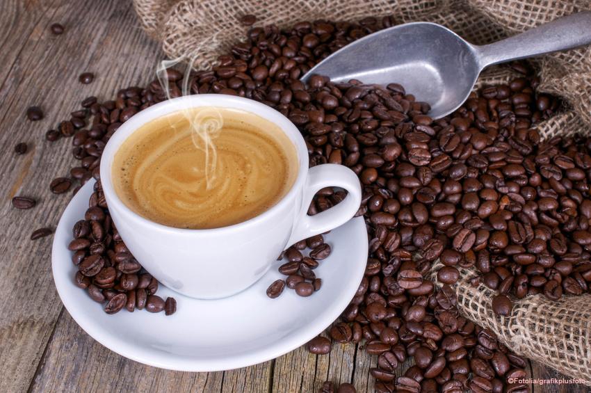 Kaffee stellt grundsätzlich kein Risiko für Herzinfarkt dar.