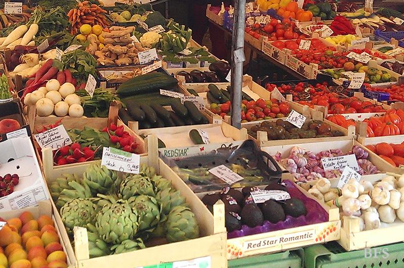 Mit Obst und Gemüse fit ins neue Jahr